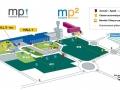 plan aéroport de Marseille provence