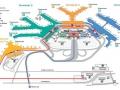 plan aéroport de Miami