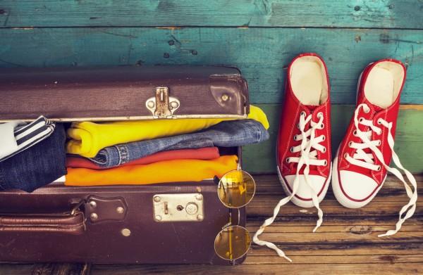 préparer votre valise
